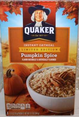Image result for pumpkin spice oatmeal