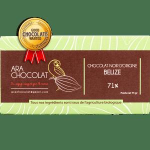Ara Chocolat Belize 71%