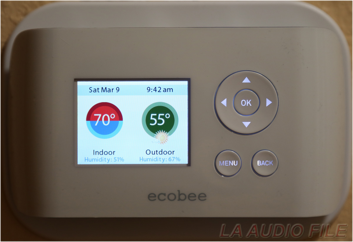 hight resolution of ecobee smart si thermostat