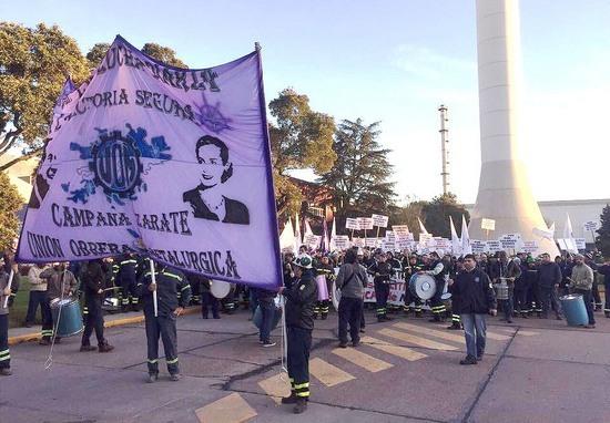 TENARIS : Conflictos laborales en TAMSA (México) y SIDERCA