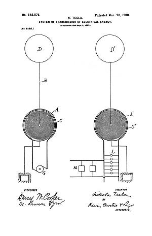 Tesla Transmitters