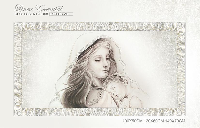 sacra_famiglia_maternità_quadro_moderno_arredare_articolo_da_regalo_matrimonio_capezzale_capoletto_camera_da_letto_dipinto_shabby_chic_arredare