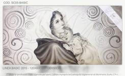 Cod. SC05 Maternità (Monocromatica) – Tela 120×60 cm – Collezione 2015