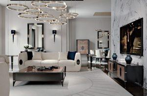 Vendita online di quadri moderni su tela per il salone living