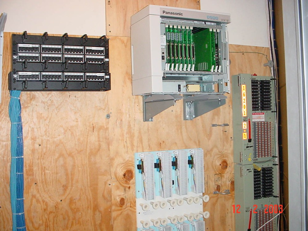 medium resolution of residential wiring for phone inside closet commercial data and voice cabling