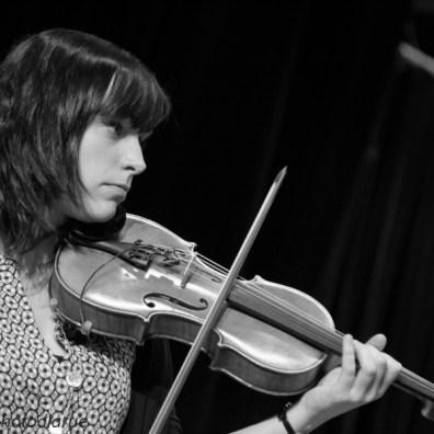 Juliette Delachaux - violon