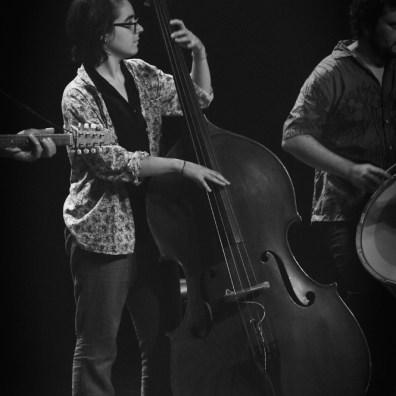 Rosa Rubino - contrebasse