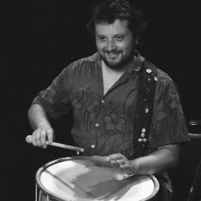 Théophile Demarcq - tapan et cymbalum