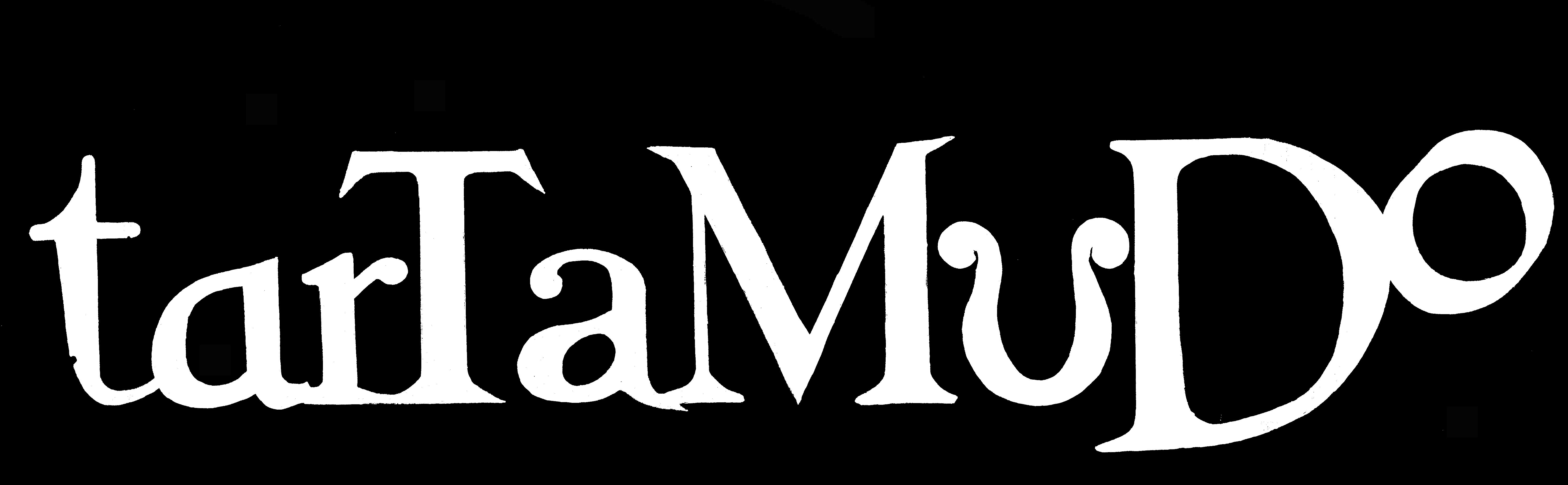Logo Tartamudo utilisé 2 long fond noir