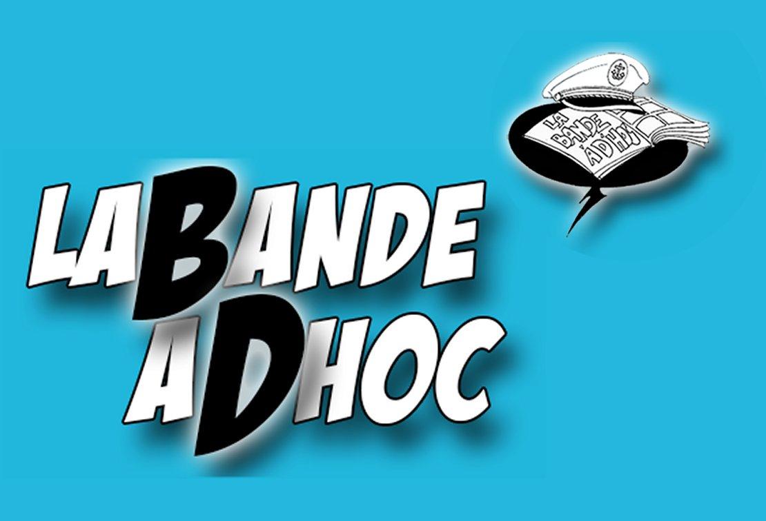 timbre Bande aDhoc 2019