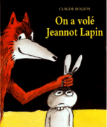 On a volé Jeannot lapin, C. Boujon