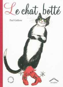 Le chat botté, Paul Galdone