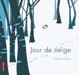 Jour de neige : un album sans texte qui incite au dialogue.
