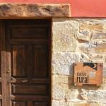 Detalle puerta entrada