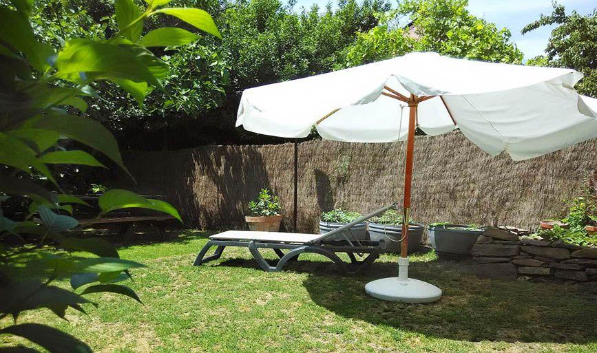 detalle jardin casa la Nogala