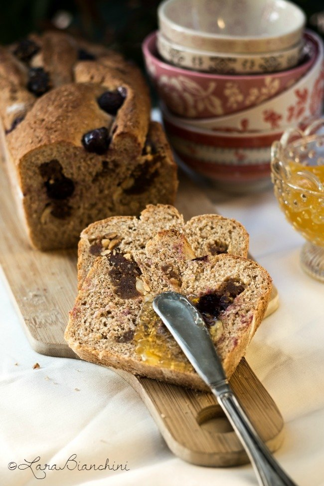 panfrutto, healty fuitcake
