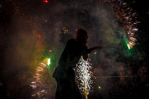 Labareda Fireshow - Dark Ages (1)
