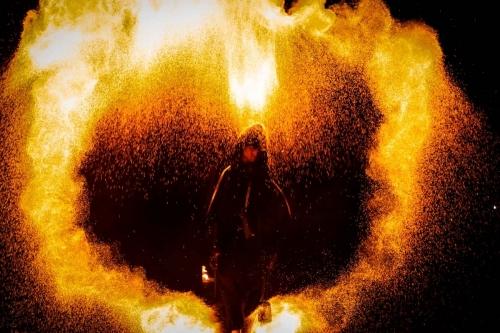 Labareda Fireshow - Dark Ages (2)