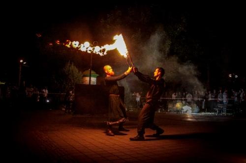 Labareda Fireshow - Dark Ages (3)