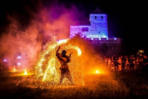 Labareda Fireshow - Dark Ages - Bedzin (1)
