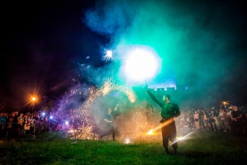 Labareda Fireshow - Dark Ages - Bedzin (2)