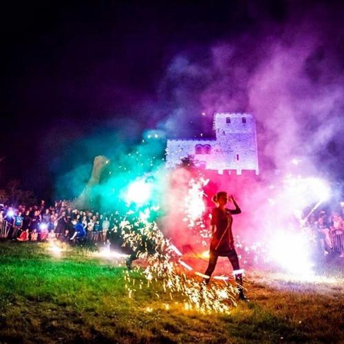 Labareda Fireshow - Dark Ages - Bedzin (5)