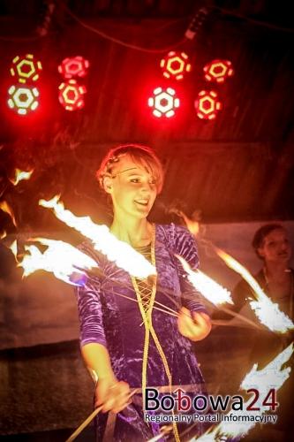 Labareda Fireshow - Dark Ages - Bobowa 24