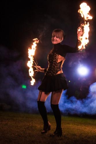 Labareda Fireshow - Ladies Night - Katarzyna Olczka (2)