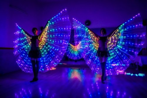 Labareda Fireshow - Light Show   Diamond Show (3)