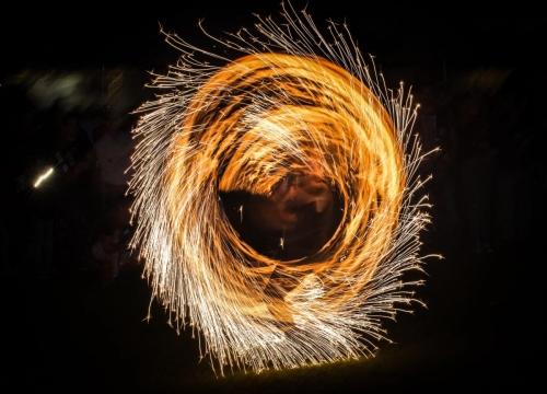 Labareda Fireshow - Rafal Kubik