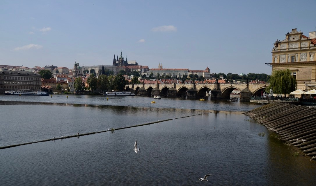 Un long weekend à Prague
