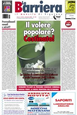 Cover settembre