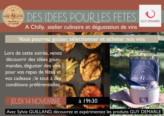 191114 atelier culinaire