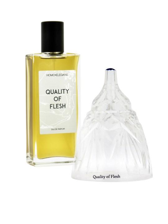 Quality of flesh by Homo elegans