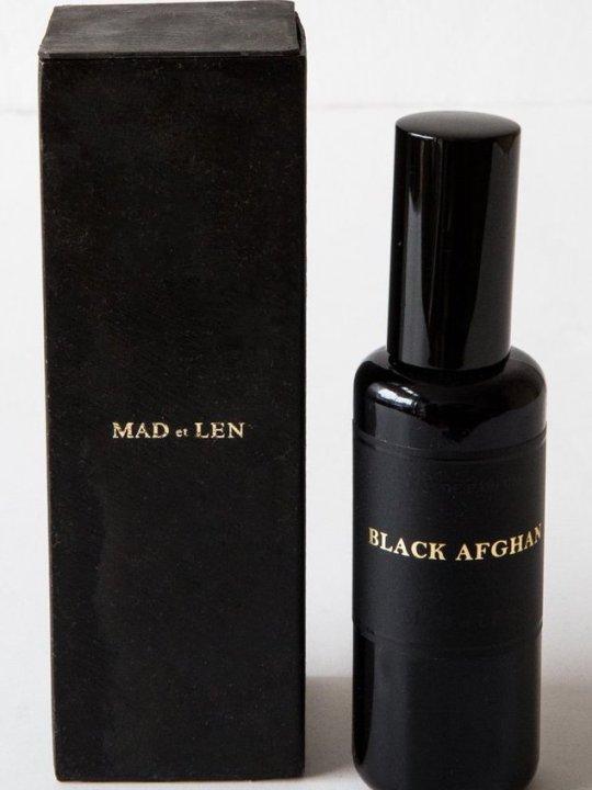 Black Afghan - Mad et Len