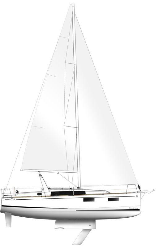 bateau voiliers neuf BENETEAU OCEANIS 35.1 en vente à