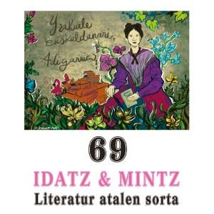 Idatz & Mintz - Literatur atalen sorta 69
