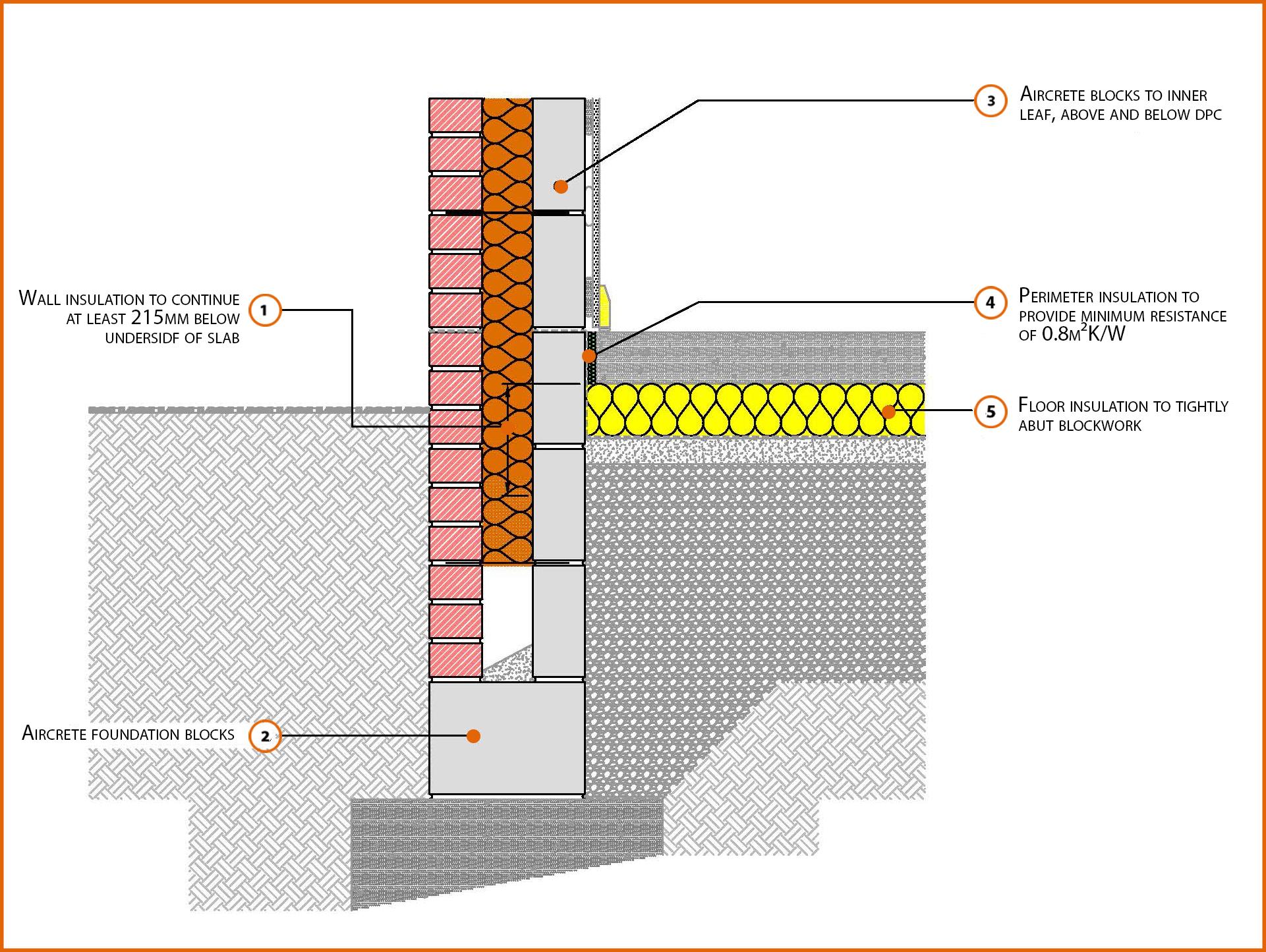 E5mcff26 Concrete Ground Bearing Floor Insulation Below