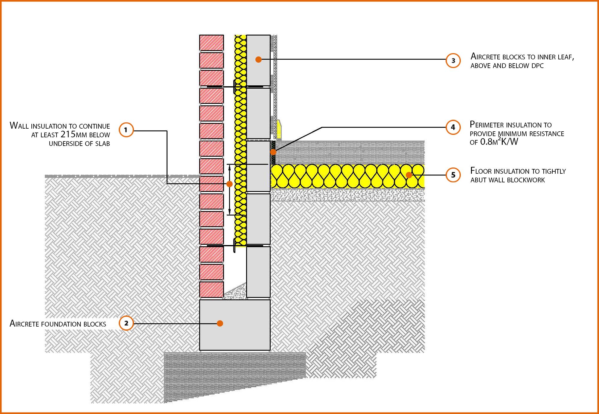 E5mcpf27 Concrete Ground Bearing Floor Insulation Below