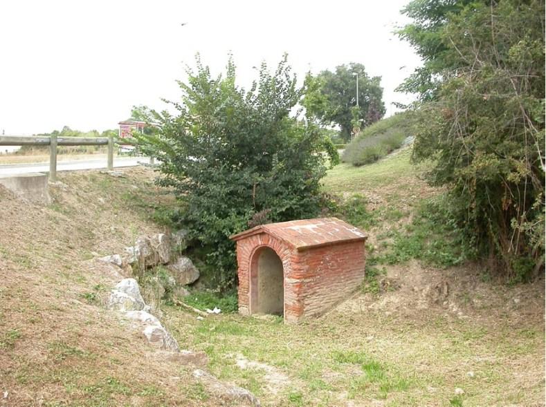 Fontaine du Laurier