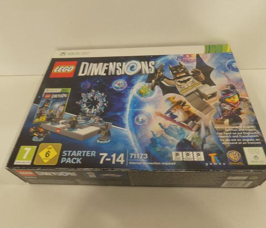 boite lego dimensions xbox 360