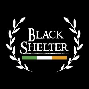 Création de logo pour le restaurant Black Shelter