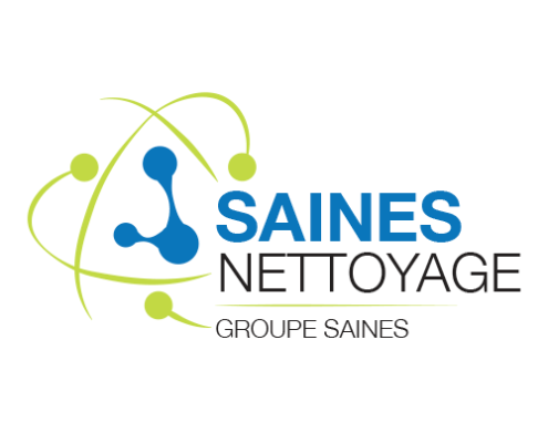 Création de logo pour Saines Nettoyage