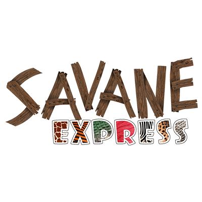 Logo Savane Express - Label Communication