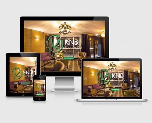 Création de site internet vitrine - bar à Nantes (44)