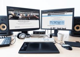 Création du site internet e-commerce à Nantes