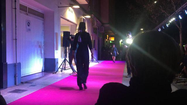 2019 Desfile de moda Jorge García