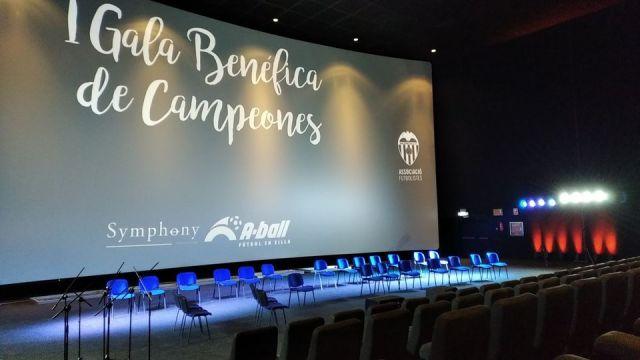 2019 Gala benéfica VALENCIA C.F.