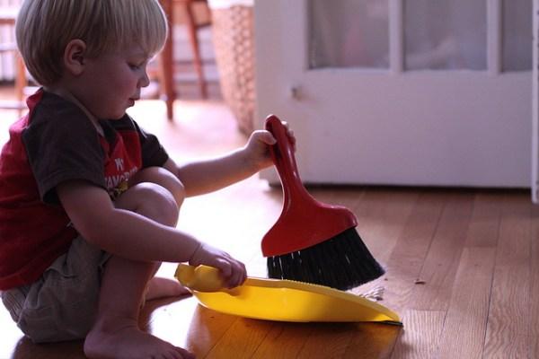 attività vita pratica Montessori