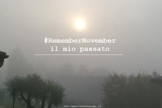 #RememberNovember